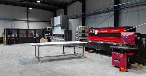 Notre grande innovation 2019 : un atelier fabrication inox - Image 1